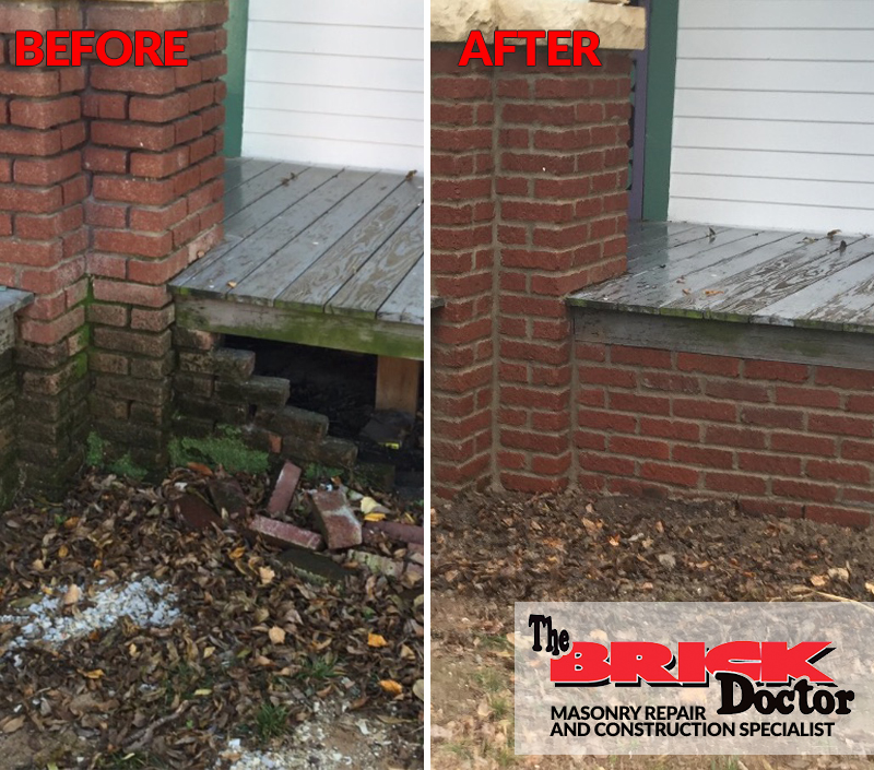 brick replacement
