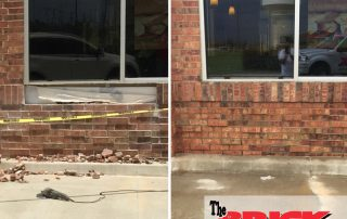 brick repair and replacement