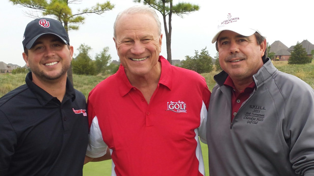 barry switzer golf