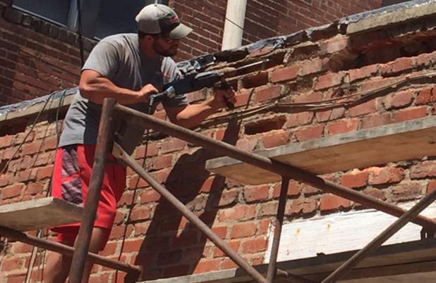 brick mason okla city