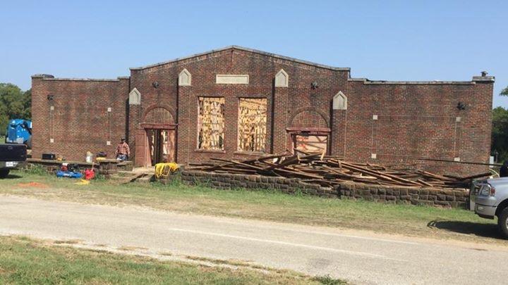 brick restoration okc