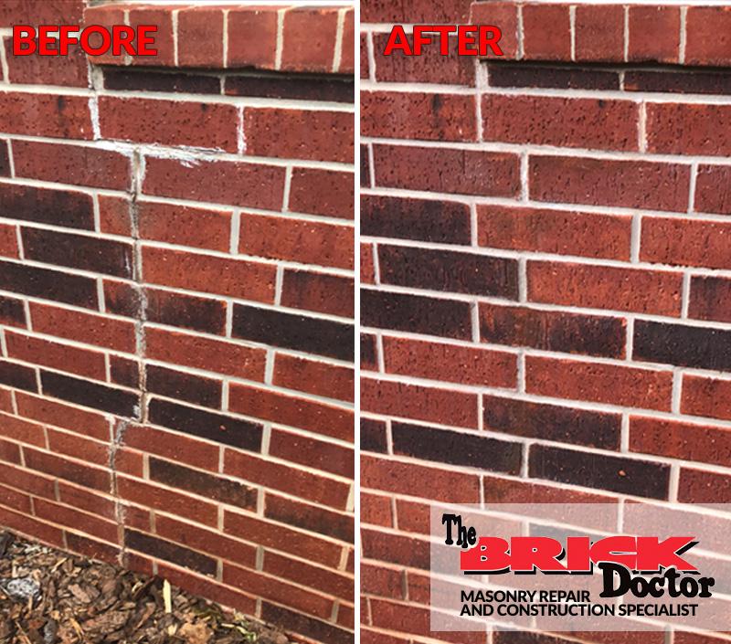 brick repairs oklahoma city